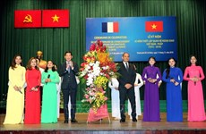 Dynamiser la coopération entre Ho Chi Minh-Ville et les localités françaises