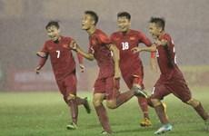 Ouverture du Tournoi international de football des moins de 21 ans