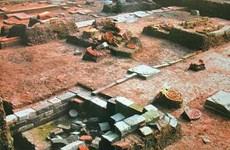 Histoire de la découverte de la citadelle de Thang Long