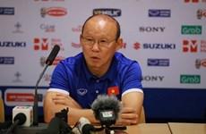 Football : Park Hang-seo annonce la liste des 24 joueurs pour l'ASIAN Cup 2019