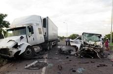 Nouvel an : 110 morts dans des accidents de la circulation en quatre jours fériés