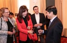 La presse étrangère contribue à la promotion de l'image du Vietnam