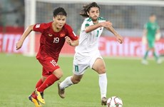 Asian Cup 2019 : Quang Hai dans le top 10