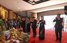 HCM-Ville : hommages aux rois Hung et aux héros morts pour la Patrie