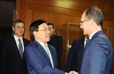 Le Vietnam et l'Allemagne dynamisent la coopération multiforme