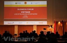 Le forum du commerce et de l'investissement Vietnam – Allemagne à Leipzig