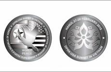 Emission de pièces d'argent en l'honneur du 2e Sommet Etats-Unis - RPDC