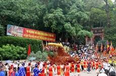 Voyage d'amitié du printemps 2019 au Temple des rois Hung
