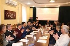 La communauté des Vietnamiens en Ukraine contribuent à développer les relations bilatérales