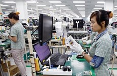 Industrie auxiliaire : Samsung soutien la formation des experts vietnamiens