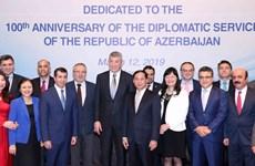 Le Vietnam et l'Azerbaïdjan cherchent à renforcer la coordination dans la diplomatie