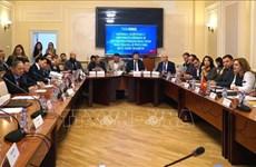 Le Vietnam et la Russie stimulent la coopération entre les PME