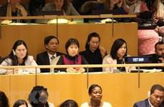 Le Vietnam co-organise un événement sur les contributions des femmes dans l'industrie
