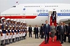 La République de Corée s'engage à élargir la coopération avec le Cambodge