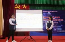 Quatre projets des élèves de Lao Cai sont choisis pour le concours Intel ISEF 2019