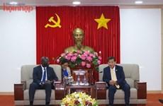 La Banque mondiale coopère avec Binh Duong dans divers domaines