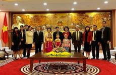 La capitale Hanoï souhaite coopérer avec la RPDC dans divers domaines