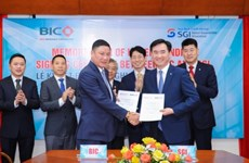 BIC et SGI ont signé un protocole d'accord pour développer l'assurance garantie