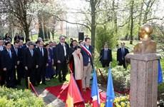 Activités de la présidente de l'Assemblée nationale du Vietnam en France