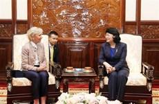 Le Vietnam apprécie le soutien de l'organisation Operation Smile pour les enfants handicapés
