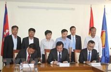Des universités vietnamiennes et cambodgiennes coopèrent dans la formation