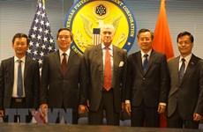 Une délégation du PCV en visite de travail aux Etats-Unis