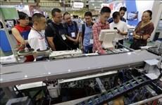 Une exposition internationale du textile-habillement s'ouvre à Ho Chi Minh-Ville