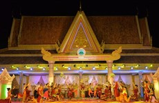 Ouverture de la Journée culturelle, sportive et touristique des Khmers à An Giang