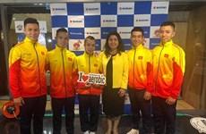Coupe du Monde de Gymnastique Aérobic Suzuki : le Vietnam décroche trois médailles d'or