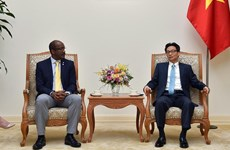 Le Vietnam souhaite coopérer avec les Seychelles