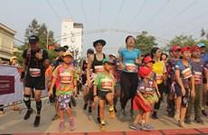 Plus d'un millier de coureurs en lice sur la route du bonheur à Hà Giang