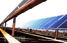 An Giang: la grande centrale solaire sera mise en service en juin