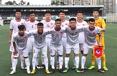 L'U18 du Vietnam se prépare à la phase éliminatoire du Championnat de football U19 d'Asie 2020