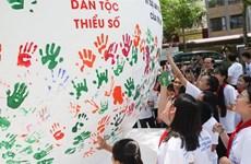 Lancement du Mois d'action pour les enfants 2019