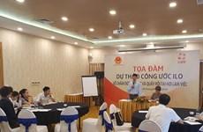Le Vietnam participe aux négociations de la nouvelle Convention de l'OIT sur le harcèlement sexuel