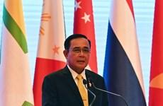Le PM thaïlandais appelle les pays CLMVT à la modernisation pour assurer la compétitivité