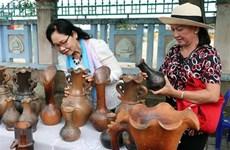 L'art de la céramique des Cham veut séduire l'UNESCO