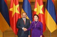 Le Vietnam et l'Arménie veulent promouvoir la coopération économique