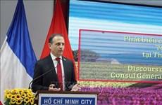 Le 230e anniversaire de la Fête nationale de la France célébré à Ho Chi Minh-Ville