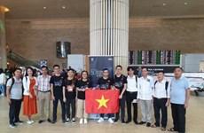 Le Vietnam remporte trois médailles d'or aux Olympiades internationales de physique
