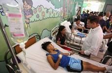Les Philippines décrètent une alerte nationale à la dengue dans plusieurs régions