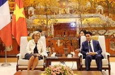 Dynamiser la coopération entre Hanoï et la Région Île-de-France