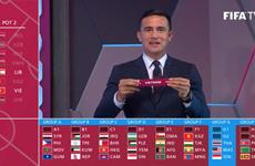 Coupe du monde 2022 : le Vietnam dans le même groupe que trois pays d'Asie du Sud-Est