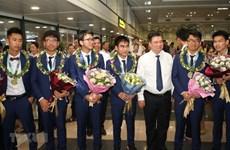 Le Vietnam dans le top 10 aux Olympiades internationales de mathématiques 2019