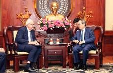La SFI soutient Ho Chi Minh-Ville dans l'édification de la ville intelligente