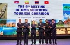 Coopération pour le développement du Couloir touristique du Sud de la GMS