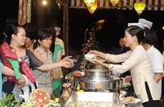 Devenir végétarien pendant la fête Vu Lan devient une tendance