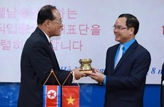 Les organisations syndicales du Vietnam et de la RPDC renforcent leur coopération