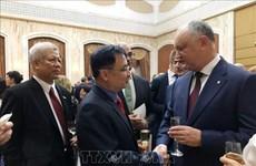 La Moldavie tient en haute estime les relations avec le Vietnam