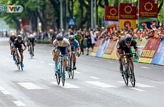 Coupe VTV Ton Hoa Sen 2019 : un cycliste sud-coréen remporte la première étape